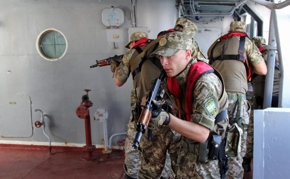 Украина и НАТО поменяли план военных учений из-за России