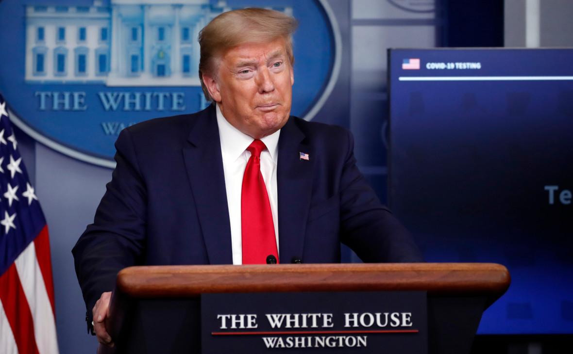 Трамп сообщил о расследовании происхождения коронавируса