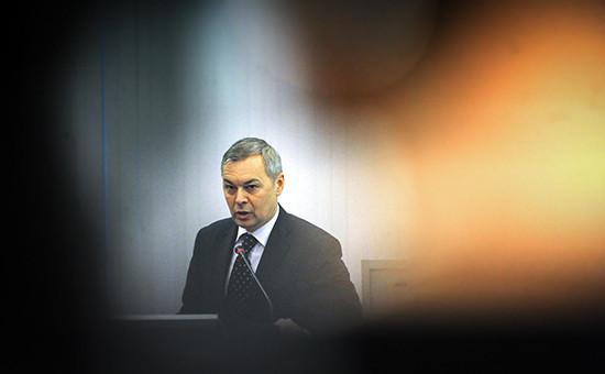Депутат-эсэр  Александр Тарнавский