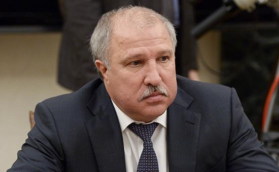 Бывший президент «Роснефти» ивладелец Независимой нефтяной компании Эдуард Худайнатов
