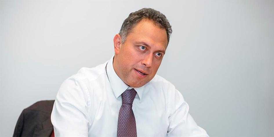 Генеральный директор ГК «А101» Сергей Качура