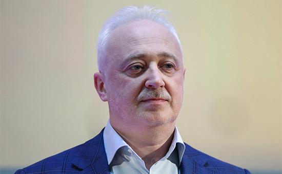 Экс-глава «Роснано» Леонид Меламед
