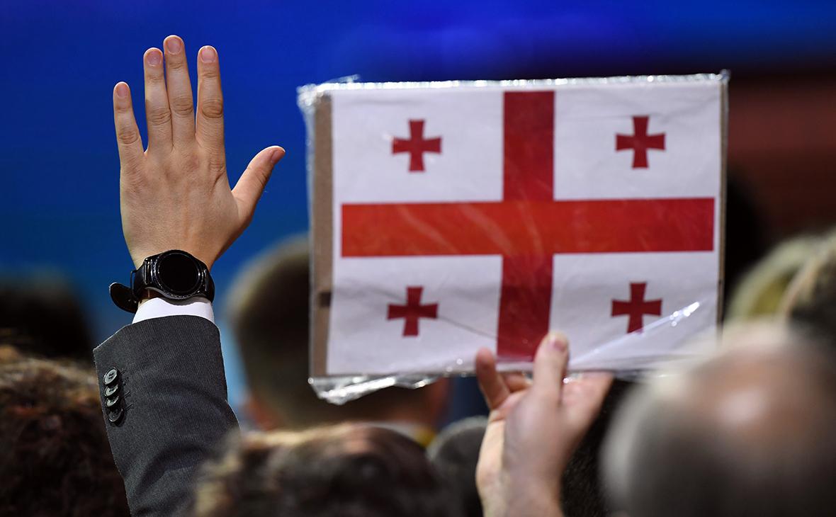 Грузинские депутаты отказались от участия в парламентском форуме в Москве