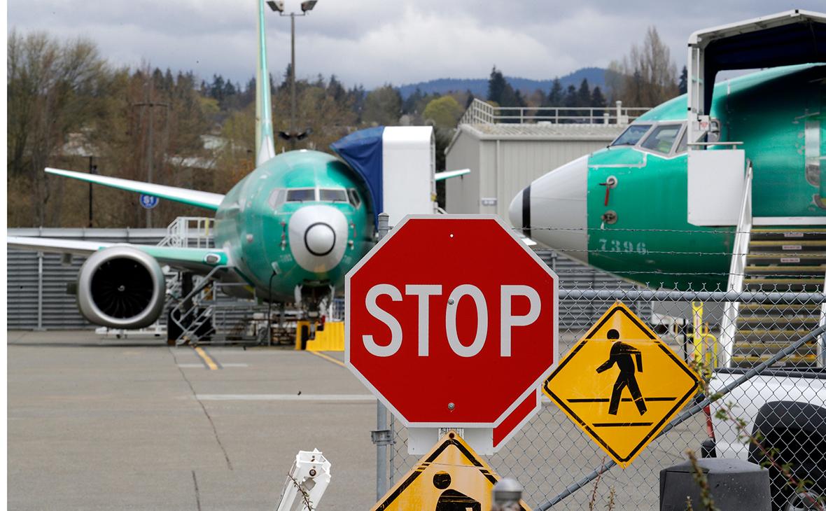 Самолеты Boeing 737 Max