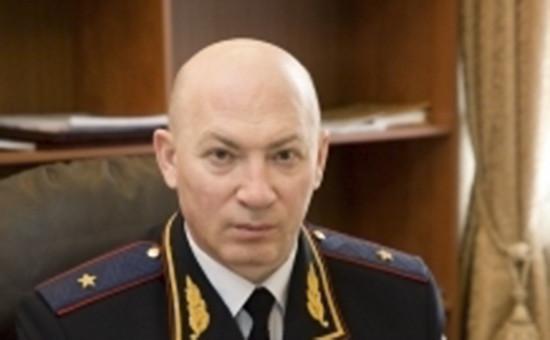 Глава управления МВД по Республике Марий Эл Вячеслав Бучнев