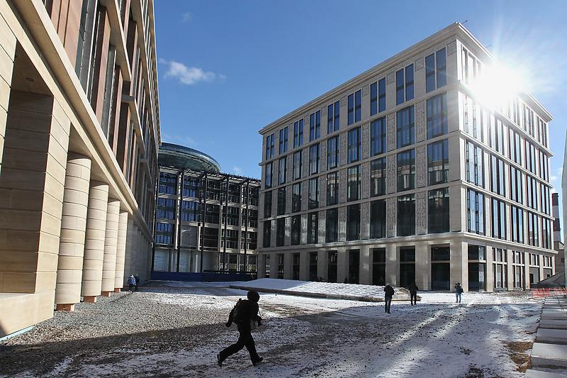 Административно-деловой комплекс «Невская ратуша»