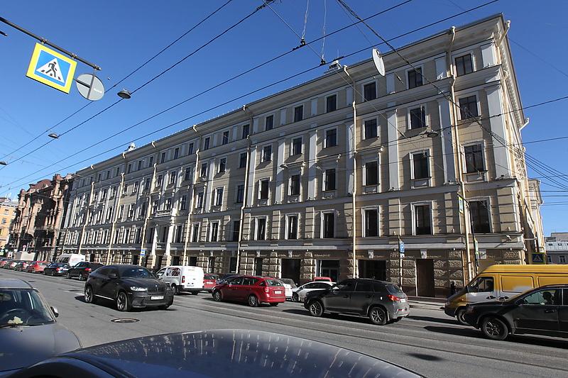 Петербург.Литейный проспект