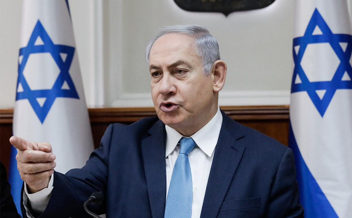 Нетаньяху обвинил Иран в намерении отправить в Сирию 100 тысяч боевиков