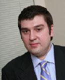 Фото:Директор департамента инвестиций в зарубежную недвижимость компании IntermarkSavills Игорь Индриксонс