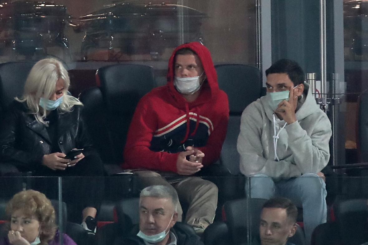 СМИ сообщили о возможном возвращении Кокорина в «Сочи»