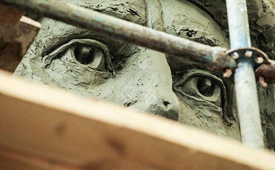 12-метровая полноразмерная модель памятника князю Владимиру