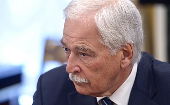 Председатель высшего совета «Единой России» Борис Грызлов