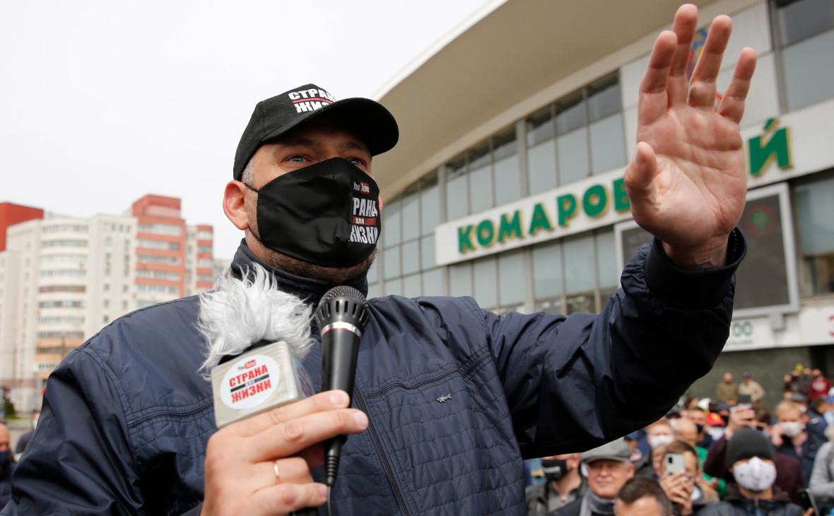 Фото:  Tatyana Zenkovich / EPA / ТАСС
