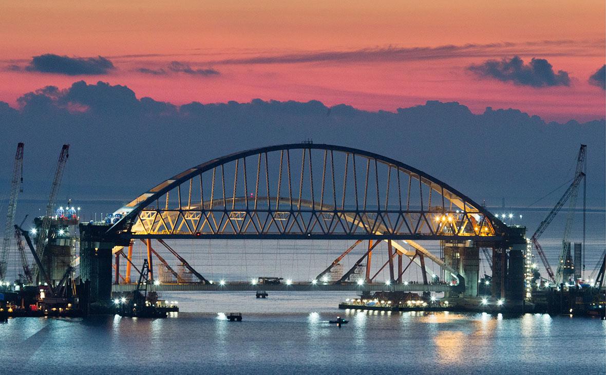 Nga đã chọn được tên cầu nối sang Crimea