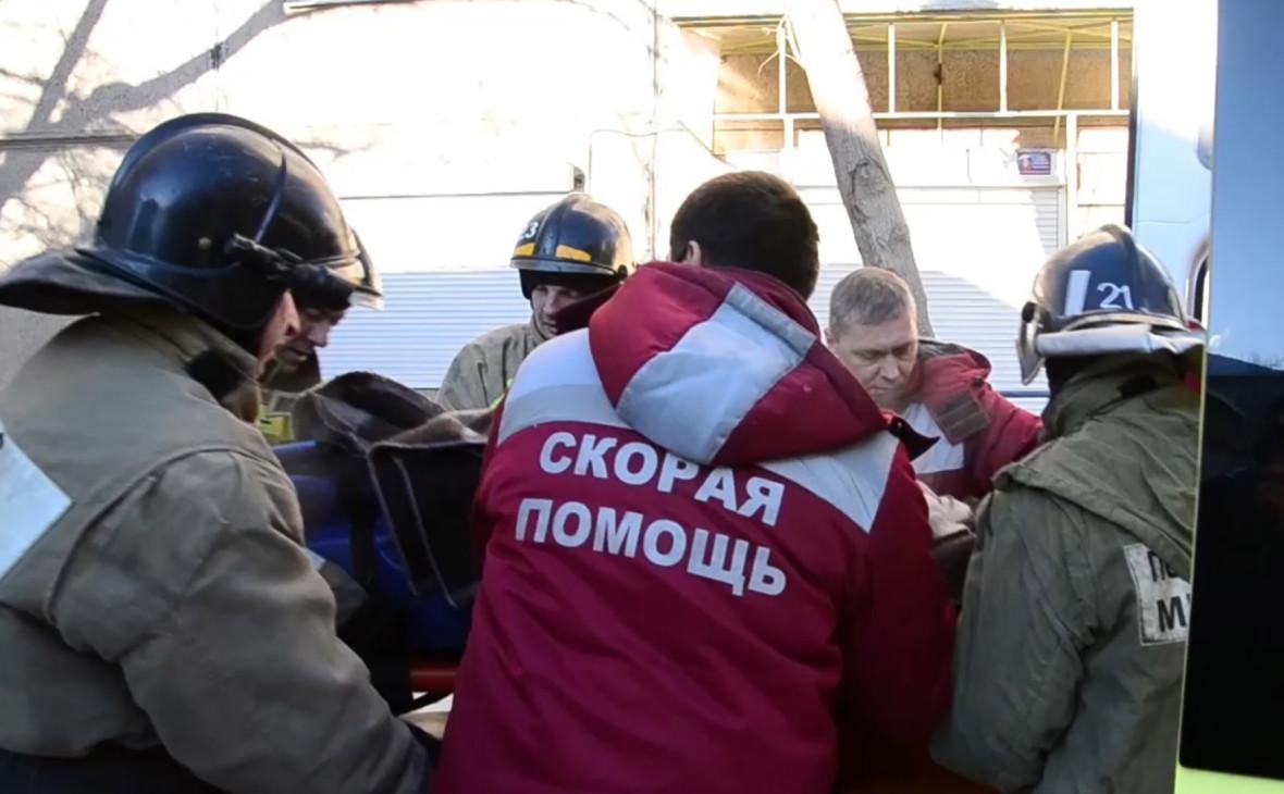 Фото:Пресс-служба МЧС / ТАСС