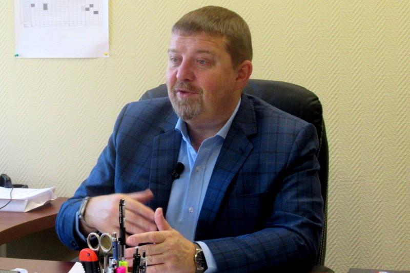 Александр Семёнов,заместитель директора по инновационной работе Санкт-Петербургского НИИ эпидемиологии и микробиологии имени Пастера