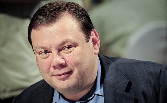 Председатель совета директоров «Альфа-Групп» Михаил Фридман