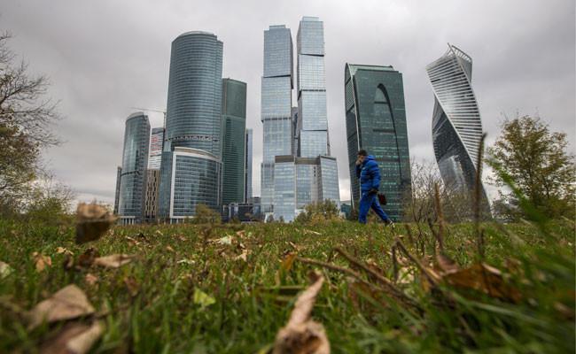 Деловой комплекс «Москва-Сити»