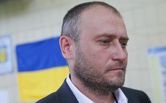Основательорганизации «Правый сектор» (запрещена в России)Дмитрий Ярош