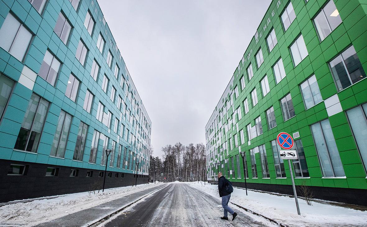 БЦ «Квартал Менделеева» в Сколково