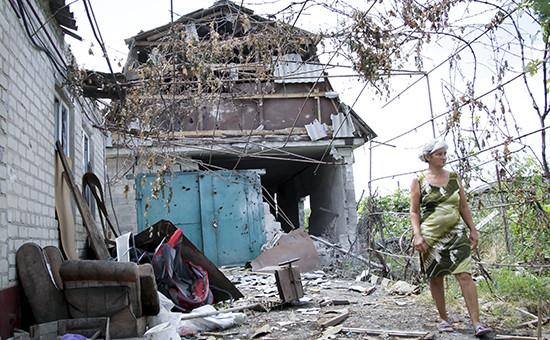 Архивное фото. Ситуация навостоке Украины