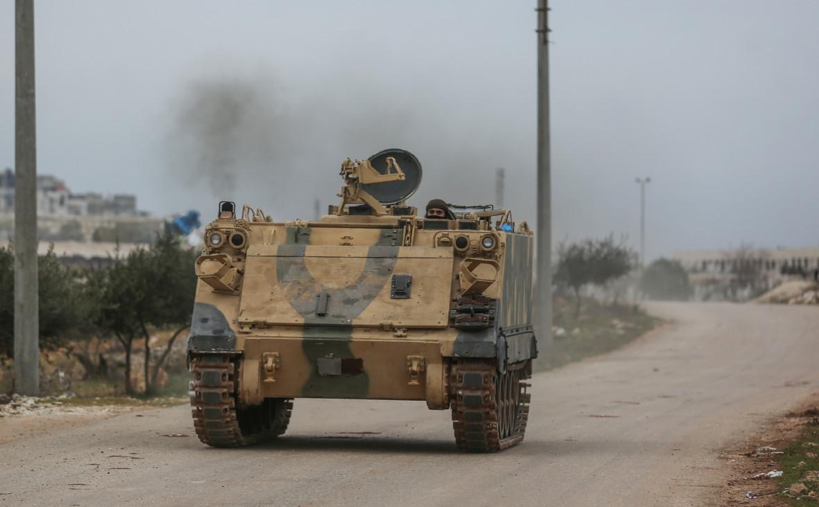 Минобороны обвинило США в использовании оружия против Турции в Сирии