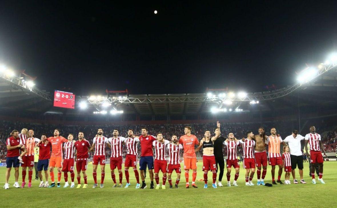 Фото: olympiacos.org