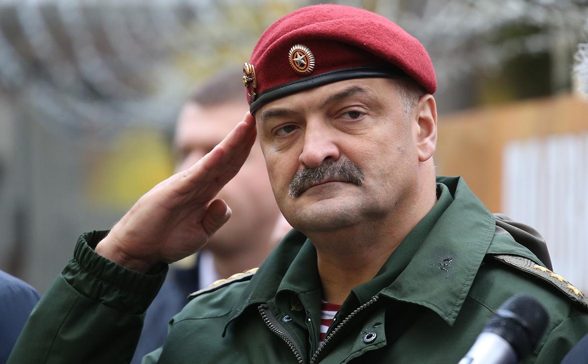 Главком войск Росгвардии пойдет в сенаторы от Ставропольского края