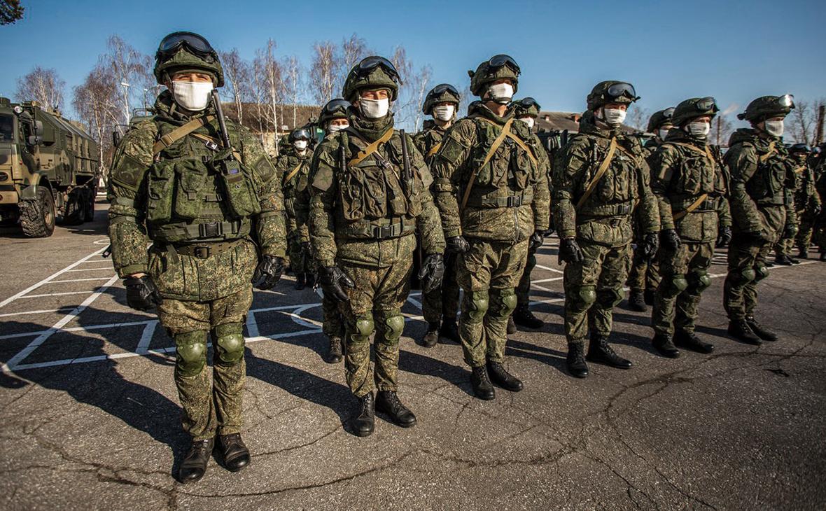 Фото: Минобороны РФ / Global Look Press
