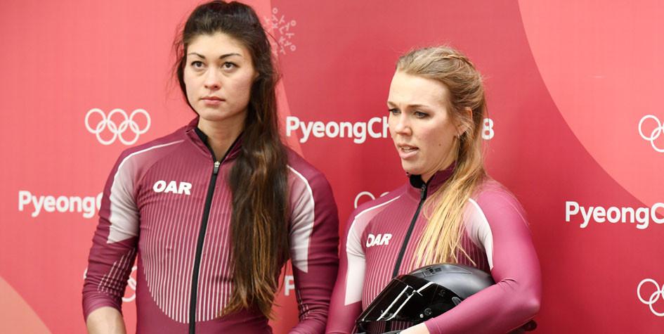 Российская бобслеистка сдала положительный допинг-тест на Олимпиаде