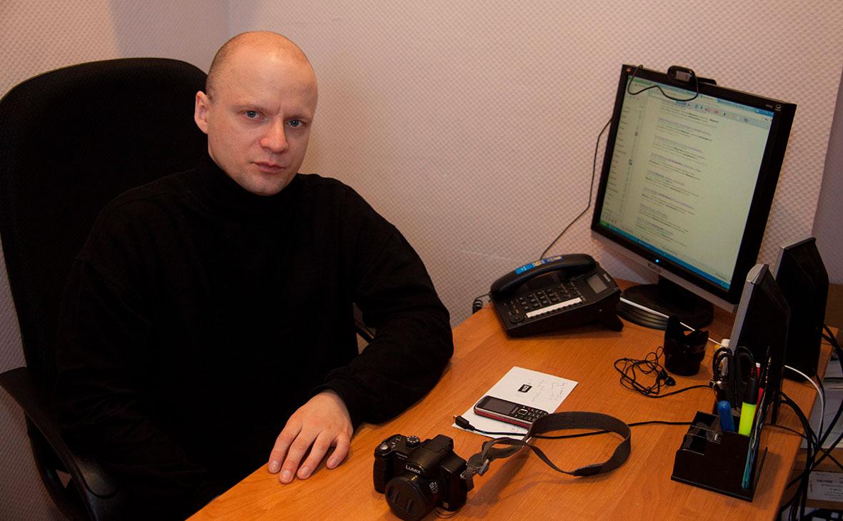 Станислав Микрюков