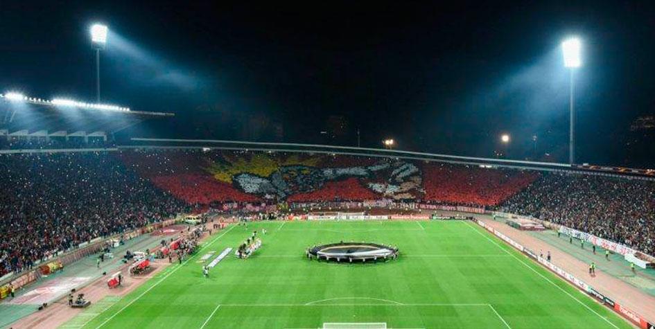 Матч между «Црвеной Звездой» и ЦСКА пройдет со зрителями