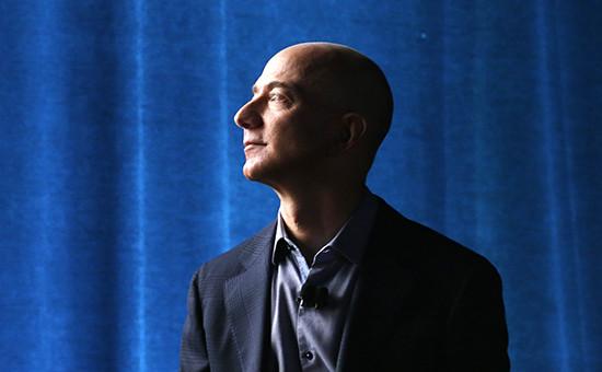Основатель интернет-ретейлера Amazon Джефф Безос