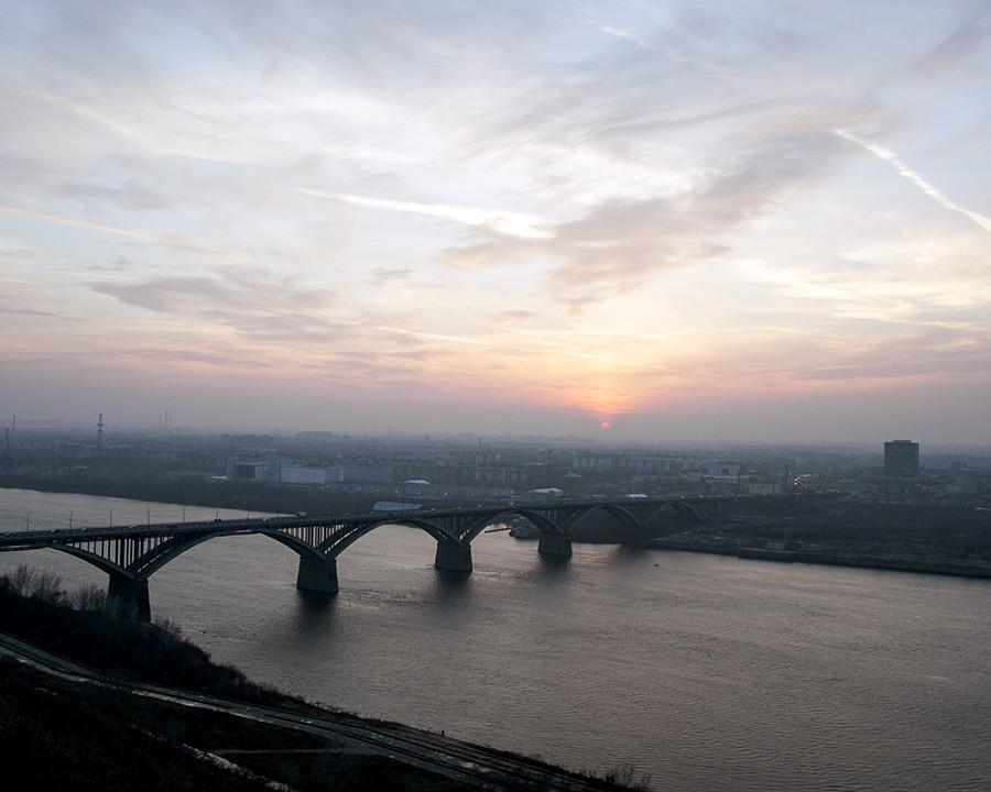 молитовский мост фото занимают много места