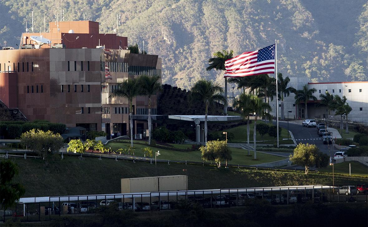 США отозвали всех дипломатов из Венесуэлы