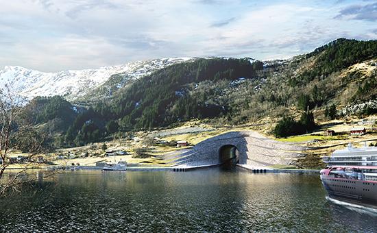 Фото:Kystverket / Norwegian Coastal Administration