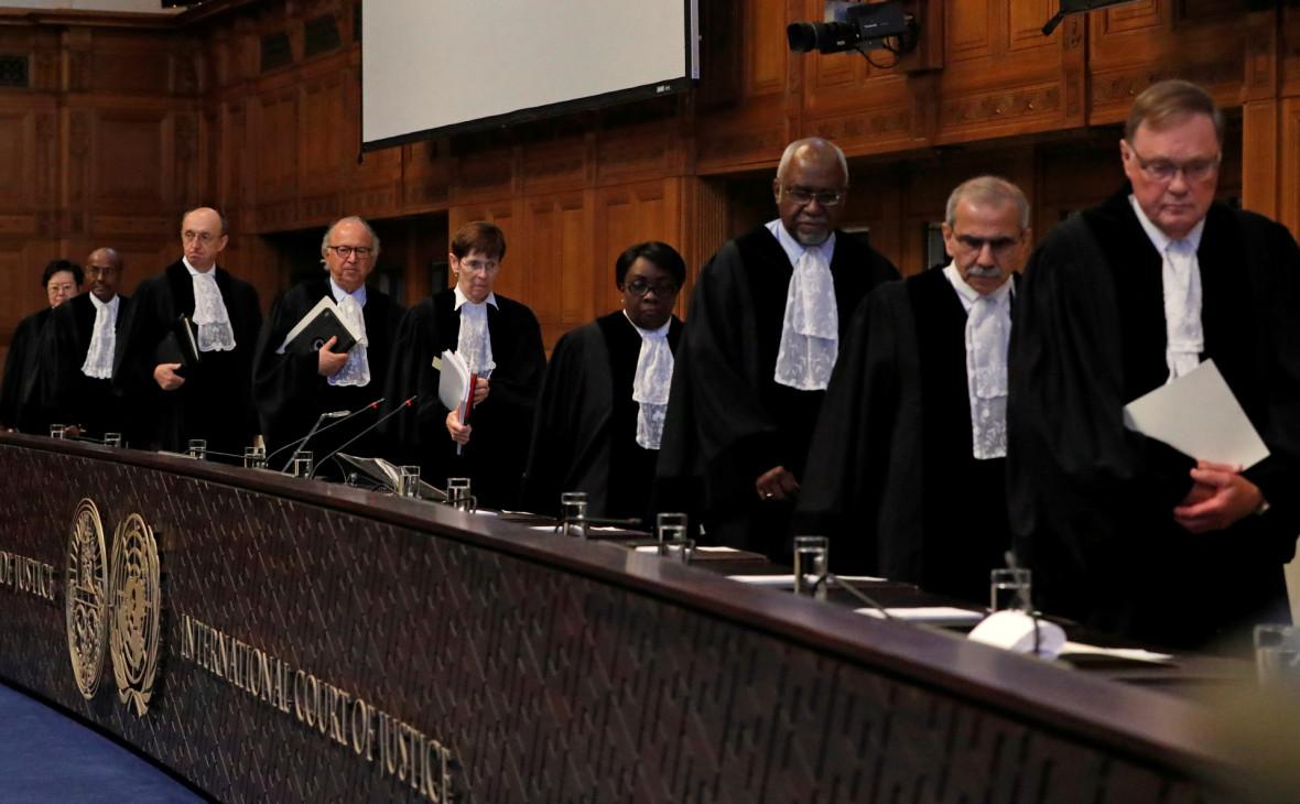 Украина решила подать в суд ООН из-за инцидента в Керченском проливе