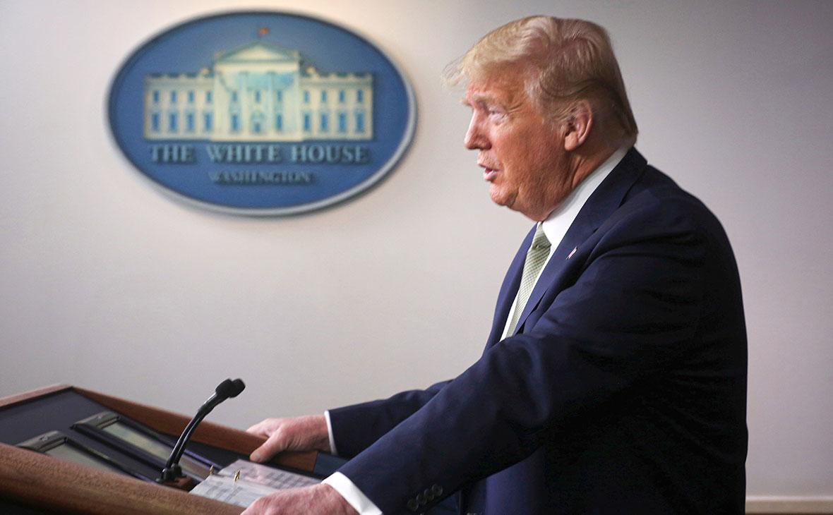 Трамп обеспечил себе выдвижение кандидатом на президентских выборах