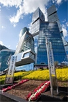 Фото:«Город Столиц» — единственный российский небоскреб в топ-10 лучших проектов мира