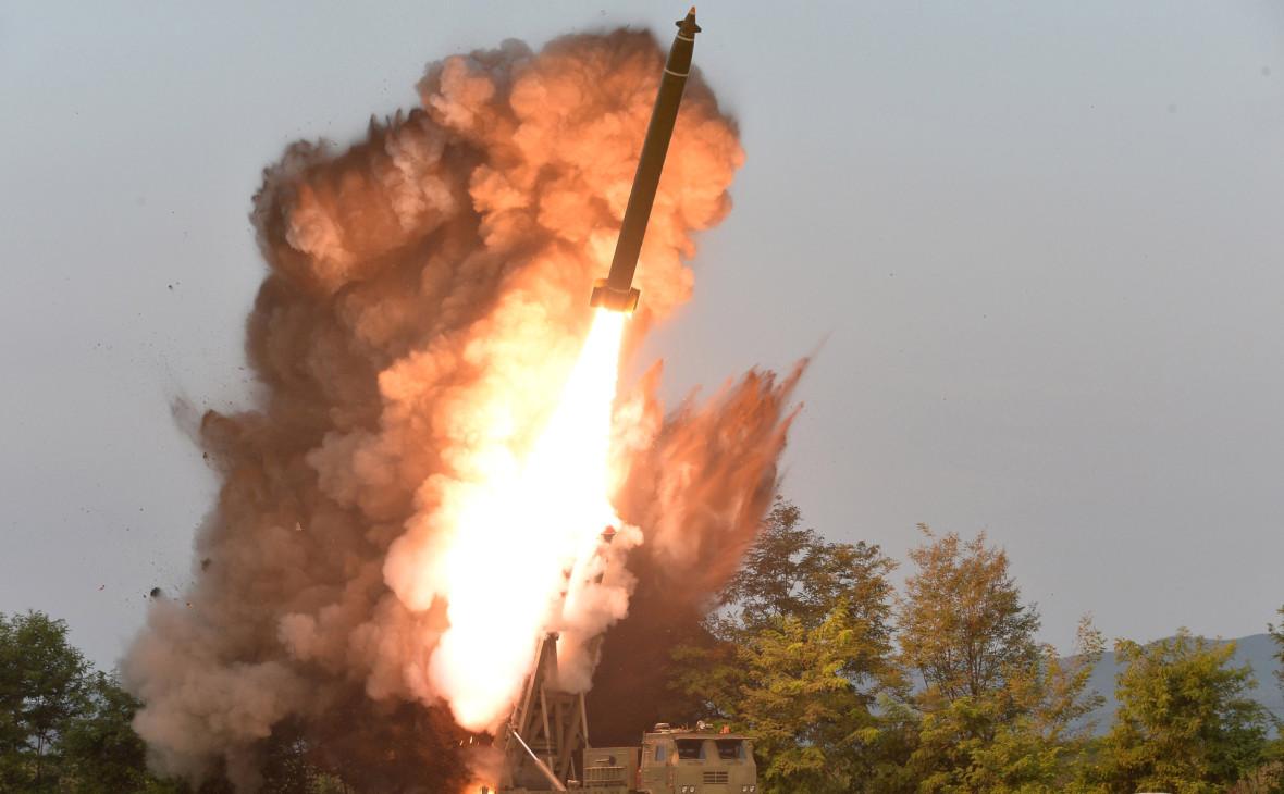 Южная Корея сообщила о первом в 2020 году запуске снарядов из КНДР