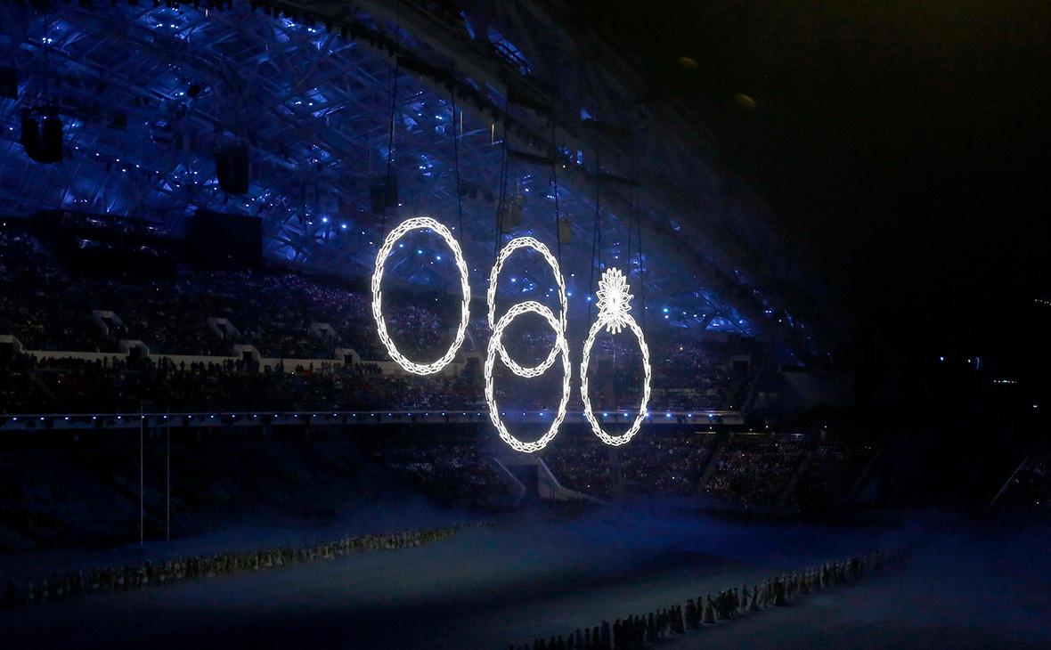 МОК проиллюстрировал ошибку 404 нераскрывшимся кольцом с Игр в Сочи