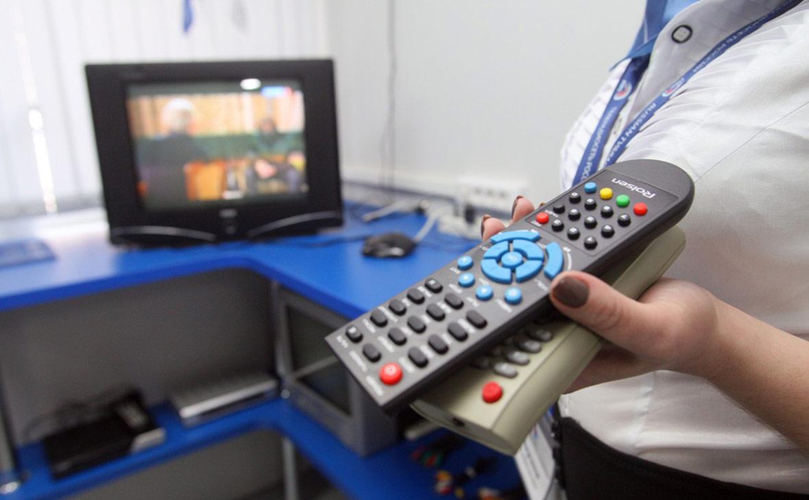 Минкомсвязи оценило в 5% долю россиян, не смотрящих телевизор