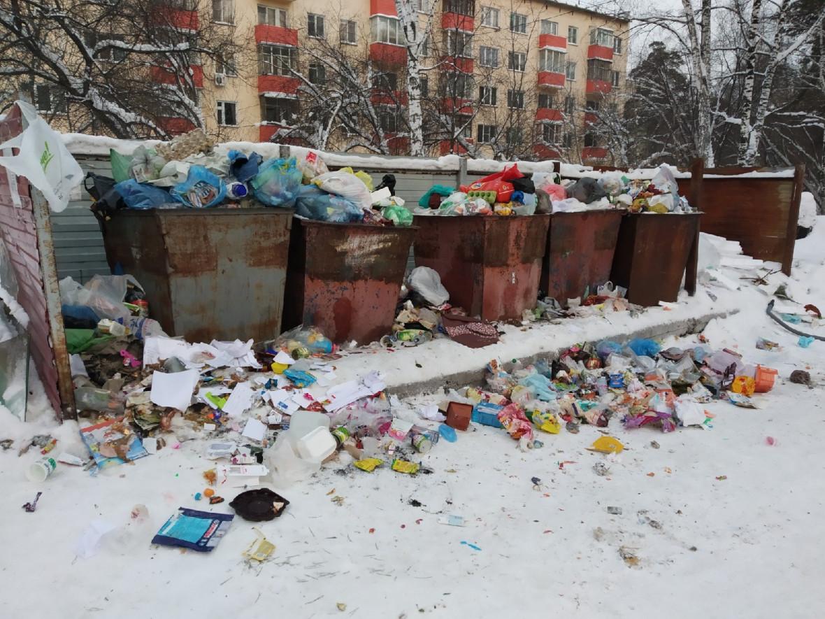 Травников прокомментировал переход на новую систему обращения с отходами