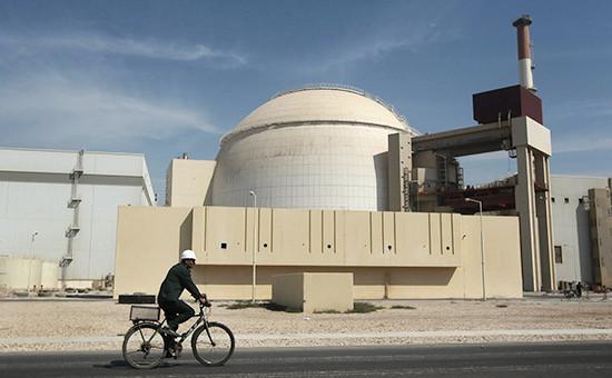БушерскаяАЭС в Иране