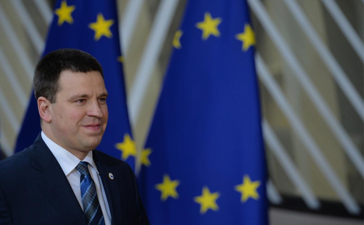 Эстонский премьер заявил о готовности обсуждать границу с Россией