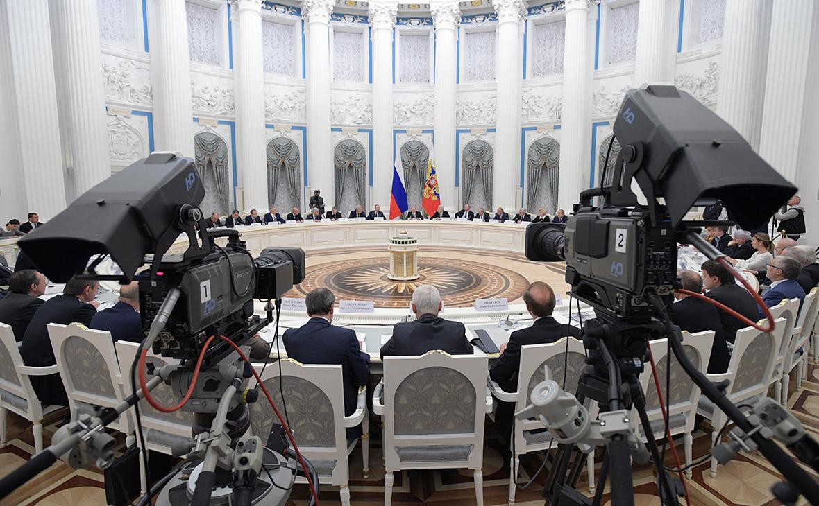 Фото: Алексей Дружинин / пресс-служба президента РФ / ТАСС