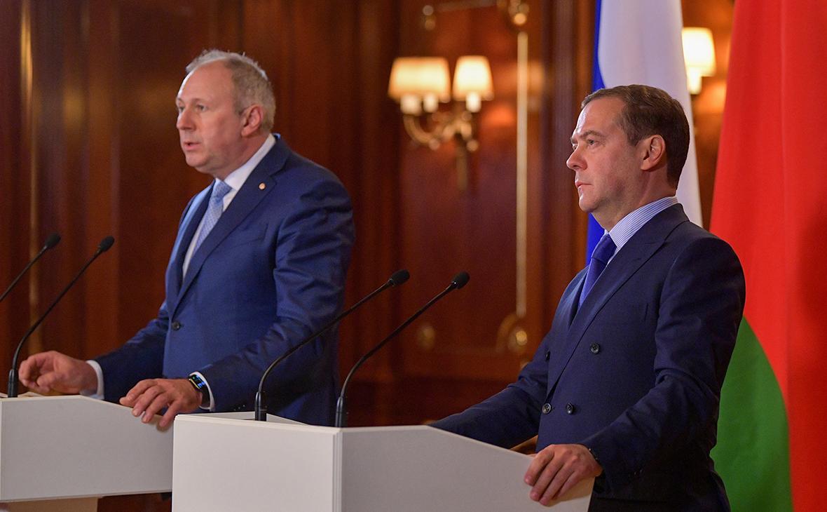 Москва и Минск не смогли согласовать треть карт по интеграции