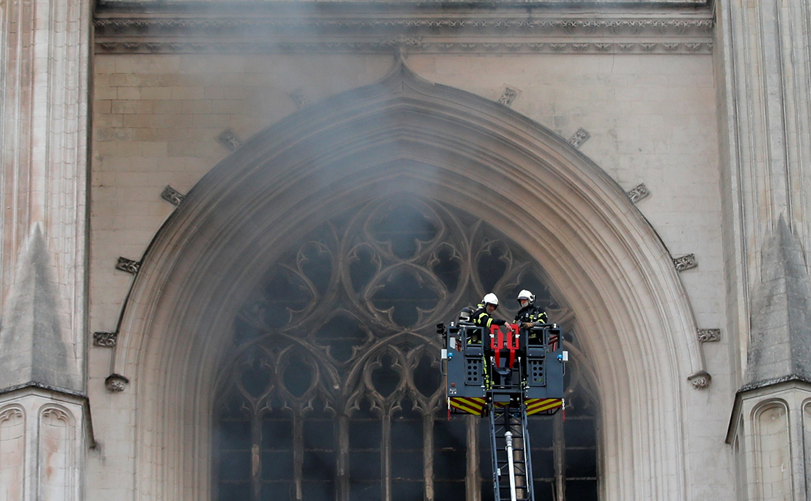 Фото:Stephane Mahe / Reuters