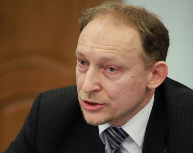 Врио главы ГУП «Петербургский метрополитен» Евгений Козин