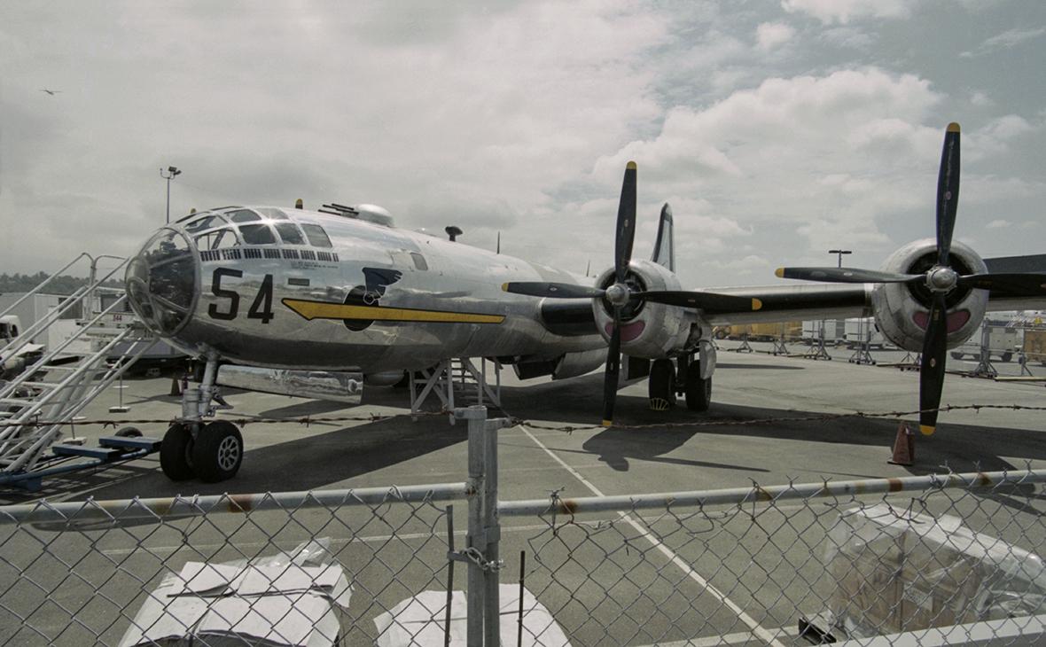 Бомбардировщик В-29